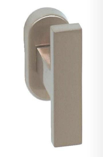 Bouton de fenêtre oscillo-battante en T plat