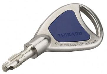 Clé brevetée Fth Thirard Cobra