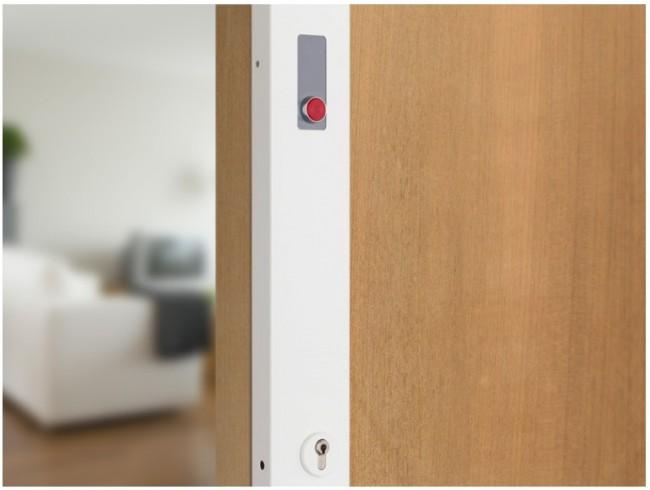 serrure lectronique 1 ou 3 points telpac l 39 acces. Black Bedroom Furniture Sets. Home Design Ideas