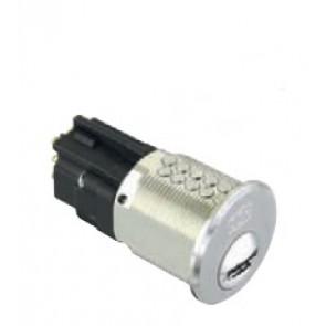Contacteur électrique à clé 393 IX 6