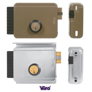 Serrure électrique V05 entraxe réglable de 50 à 80mm