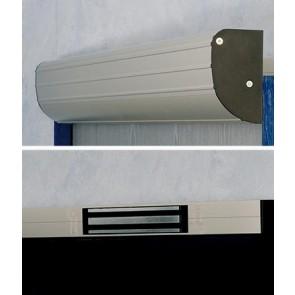 Bandeau ventouses horizontale (2 x 300 kg)