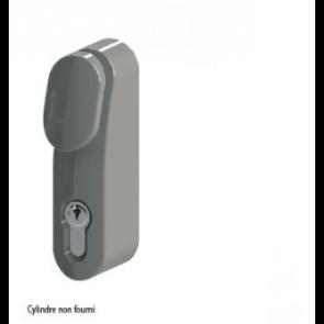 Manoeuvre extérieur avec bouton pour anti-pannique EXIDOM