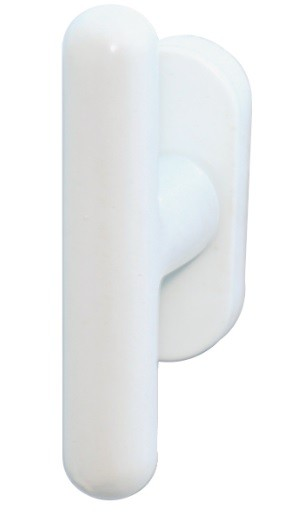 bouton de fenetre oscillo-battante Fleur