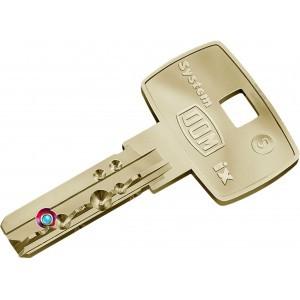 Copie de clé Dom IX5 sans bille