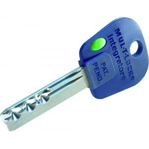 Clé brevetée Mul-t-lock Integrator