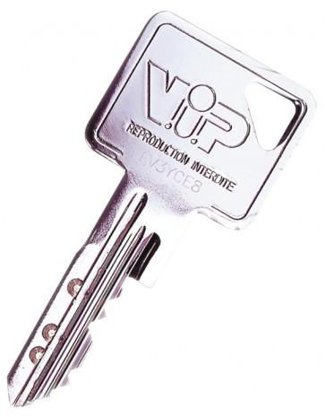 Clé brevetée Vachette Vip