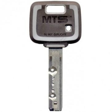Clé brevetée Mul-t-lock MT5