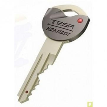 Clé brevetée Tesa TK6