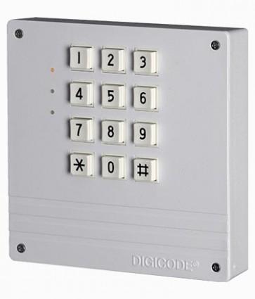 Centrale 1 à 2 portes 500 badges DG502UP