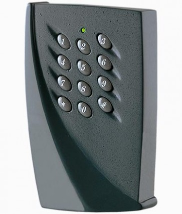 Centrale 1 porte  réseau LAN (IP LOCAL)
