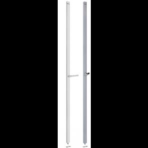 Boitier crémone 2 points à cylindre profilé SLIM
